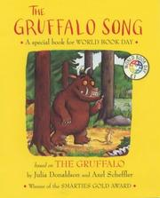 Cover of: The Gruffalo Song Book