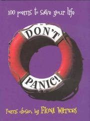 Cover of: Don't Panic