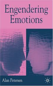 Cover of: Engendering Emotions