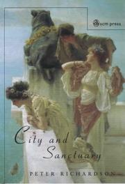 Cover of: City and sanctuary