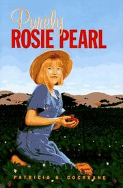 Cover of: Purely Rosie Pearl