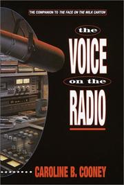 Cover of: The Voice on the Radio