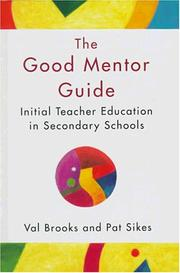 Cover of: The good mentor guide