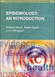Cover of: Epidemiology
