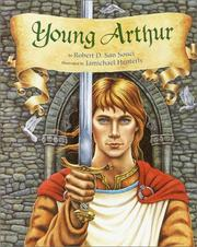 Cover of: Young Arthur | Robert D.