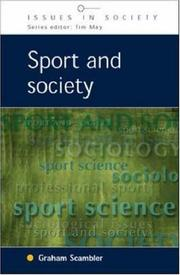Sport and Society: History, Power and Culture