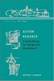 Cover of: Action research