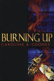 Cover of: Burning Up: a novel