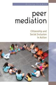 Cover of: Peer Mediation | Hilary Cremin