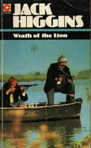 Cover of: Wrath of the Lion