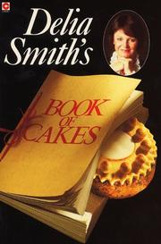 Cover of: Book of Cakes