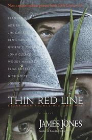 Cover of: The Thin Red Line