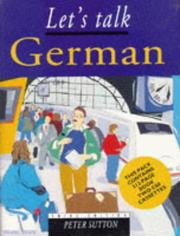 Let's Talk German by P.J. Sutton