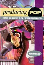 Cover of: Producing Pop