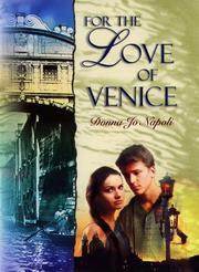Cover of: For the Love of Venice