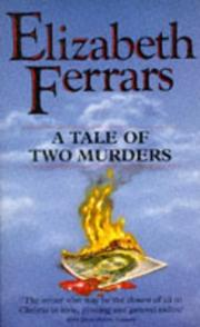 Cover of: A tale of two murders