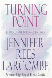Cover of: Turning Point | Jennifer Rees Larcombe