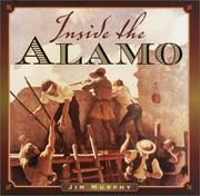 Cover of: Inside the Alamo