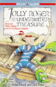 Cover of: Jolly Roger and the Underwater Treasure (Being the Third Terrible Tale of the Ghastly Ghoul)