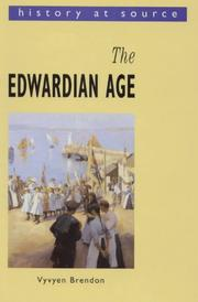 Cover of: The Edwardian age, 1901-1914