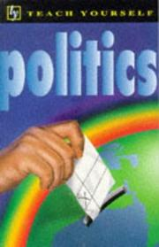Cover of: Politics
