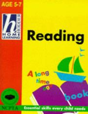 Cover of: Home Learn 5-7 Reading | Whiteford