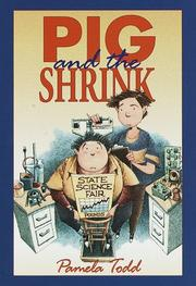 Cover of: Pig and the shrink