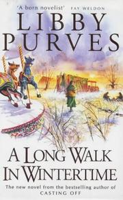 Cover of: A Long Walk in Wintertime