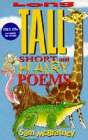 Cover of: Long Fall Short and Hairy Poems | S. McBraney