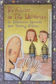 Cover of: Be first in the universe