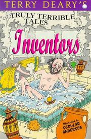 Cover of: Truly Terrible Tales - Inventors (Truly Terrible Tales) | Marlowe