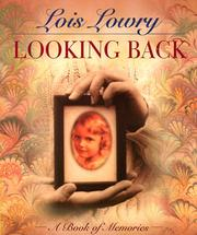 Cover of: Looking back: a book of memories