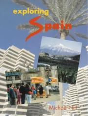 Cover of: Exploring Spain (Exploring)