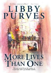 Cover of: More lives than one