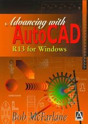 Cover of: Advancing with AutoCAD R13 for Windows