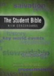 Cover of: The NIV Student Bible