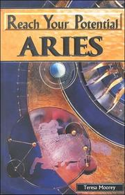 Cover of: Aries | Teresa Moorey
