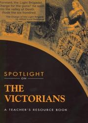Cover of: Spotlight on the Victorians