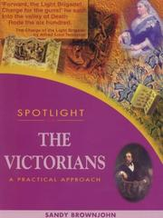 Cover of: Spotlight on the Victorians (Spotlight on)