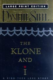 Cover of: The Klone and I