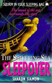 Cover of: Shivering Sea (Sleepover)