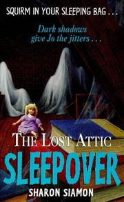 Cover of: Lost Attic (Sleepover)