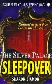 Cover of: Silver Palace (Sleepover)