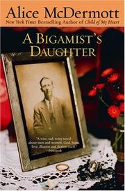 Cover of: A Bigamist's Daughter