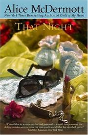 Cover of: That Night