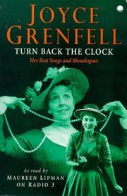 Turn back the clock by Joyce Grenfell