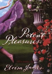 Cover of: Potent pleasures | Eloisa James