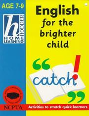 Cover of: Home Learn English Brighter 7-9 | Whiteford