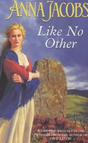 Cover of: Like No Other