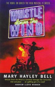 Cover of: Whistle down the wind